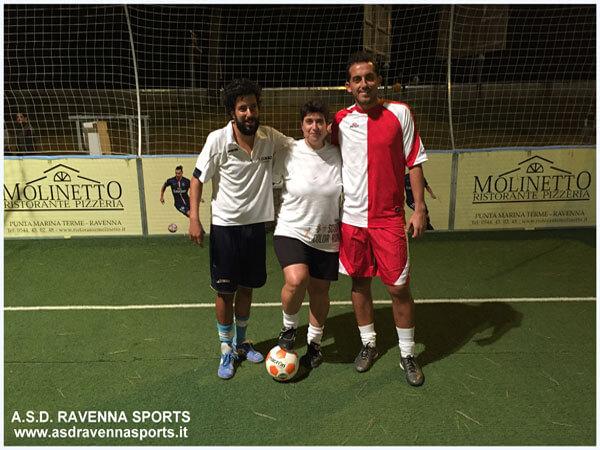 calcio in gabbia - squadra 5