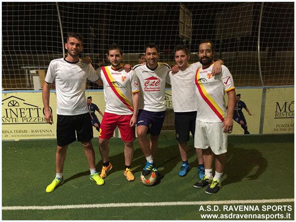 gabbia calcio - squadra 2