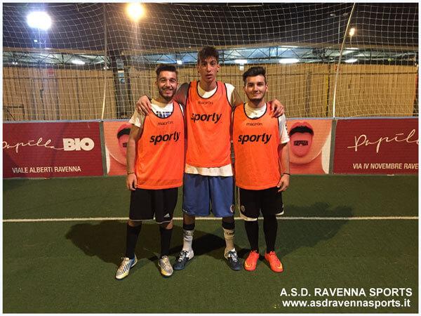 calcio in gabbia - squadra 4