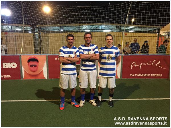 calcio in gabbia - squadra 9