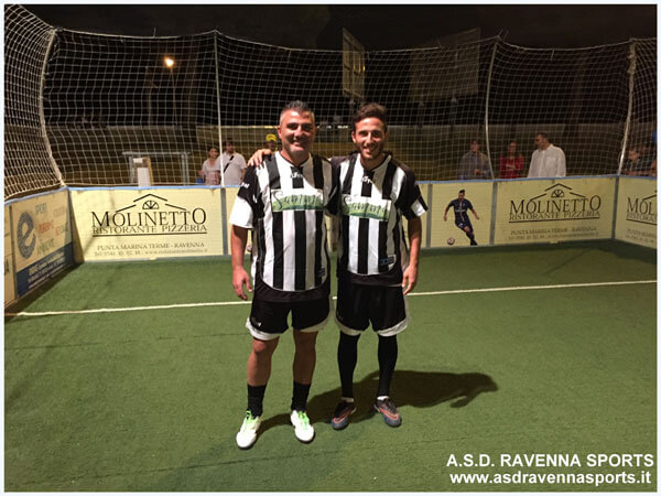 calcio in gabbia - squadra 7