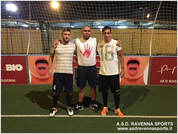 calcio in gabbia - squadra 6